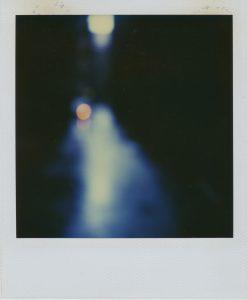 Polaroid color photograph.