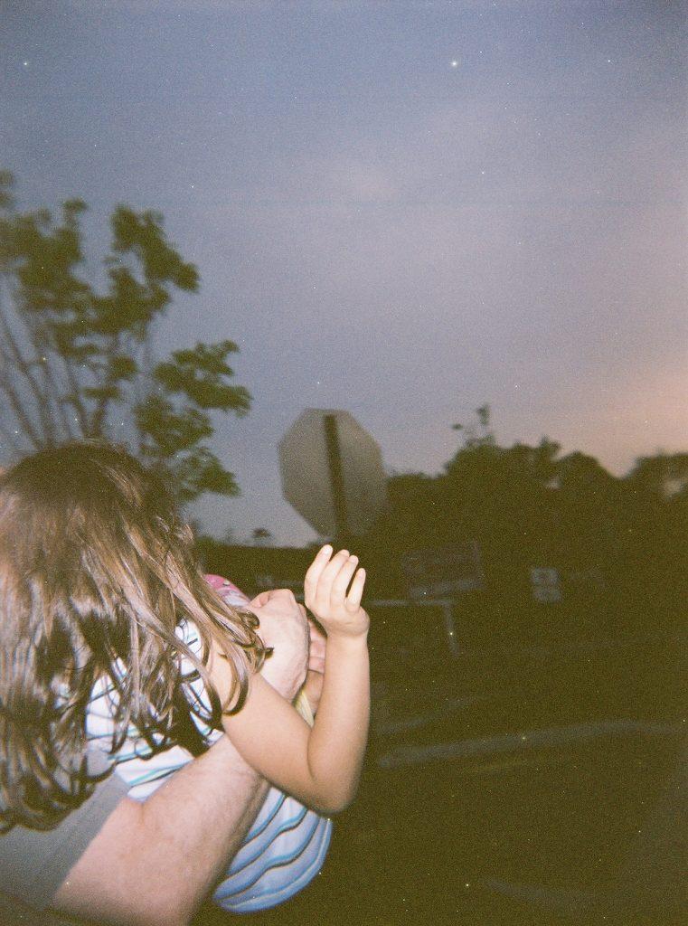 Color digital photograph.